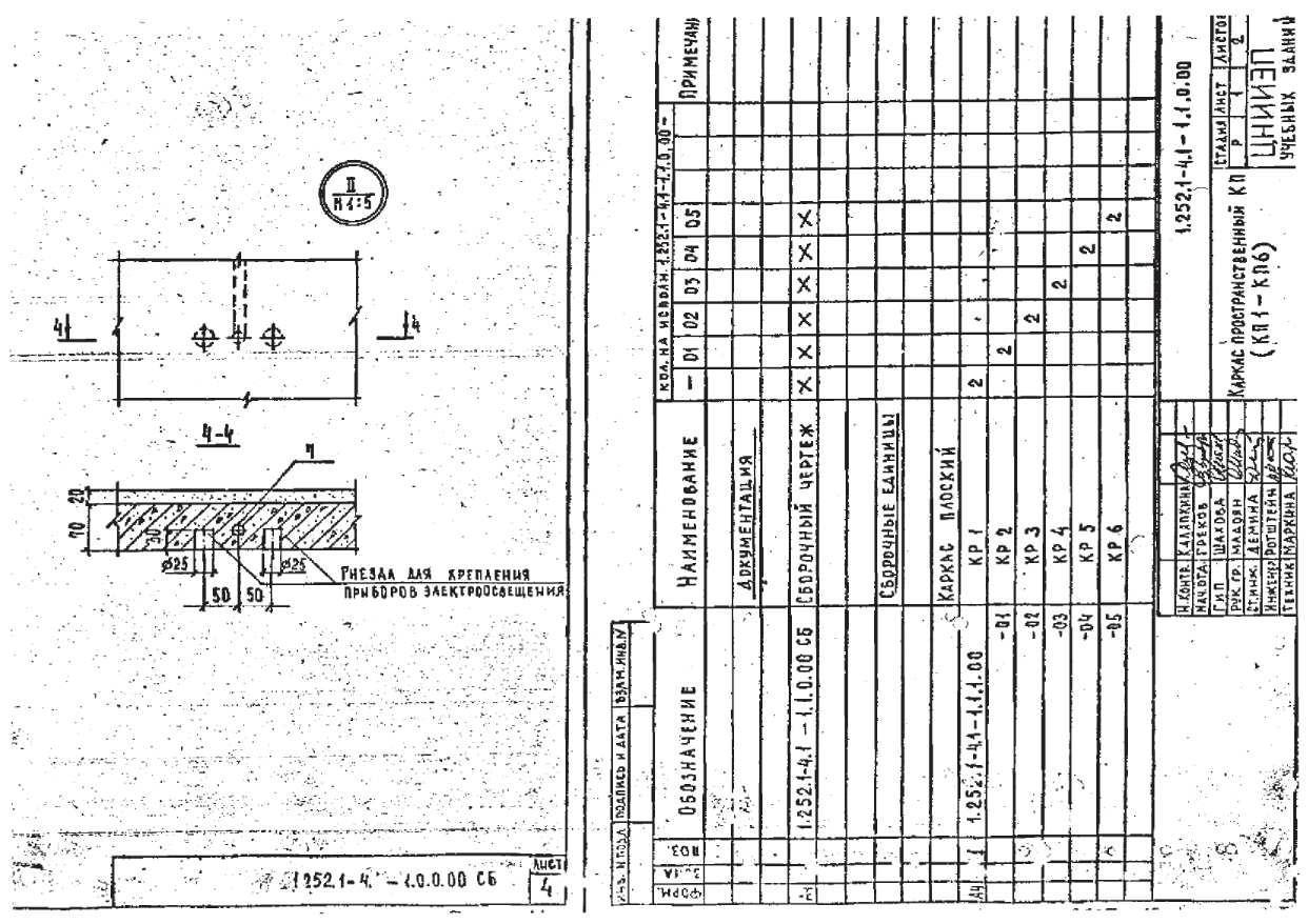 Серия 3.006.1-2.87 | Сборные железобетонные каналы и ...